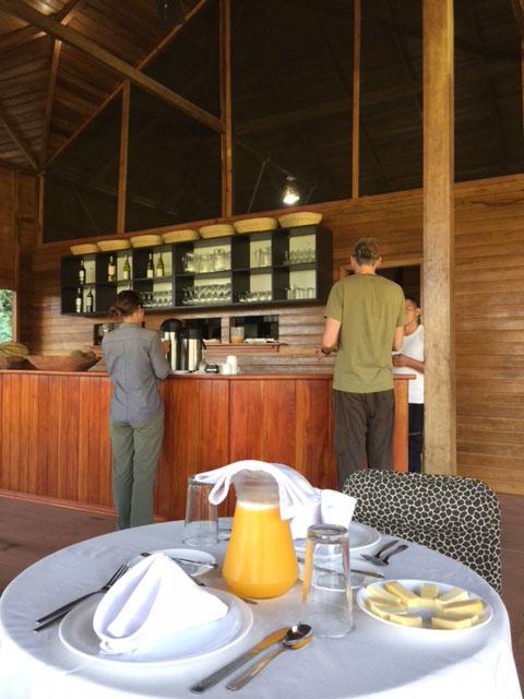 The Lodge | Eden Amazon Lodge Ecuador on